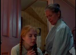 Anne of Green Gables praying