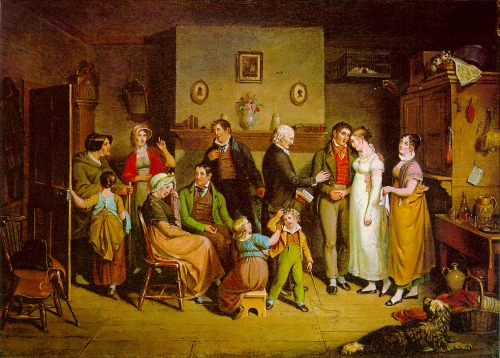 1820-Country-Wedding-John-Lewis-Krimmel