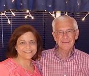 Dad and Kim - snip
